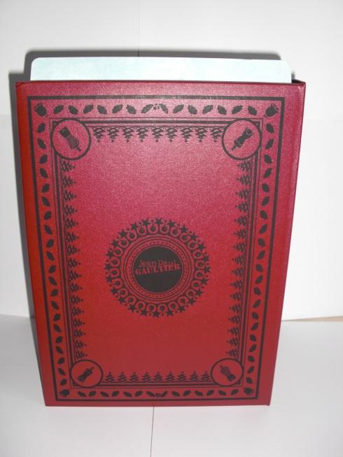 1999 Christmas book back