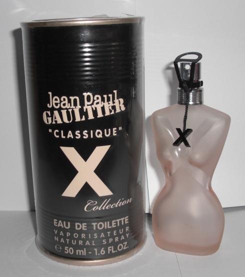 2010 Classique X standard bottle