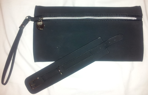 Classique X Collection bag with cuff