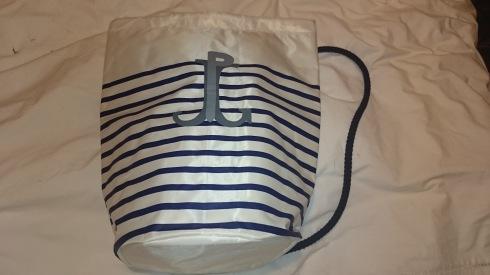 Le Male Sailor bag front